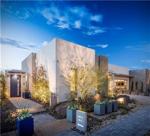 Photo of 395 TRANQUIL PEAK Court, Henderson, NV 89012 (MLS # 1959204)
