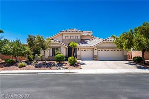 Photo of 5809 AMBER STATION Avenue, Las Vegas, NV 89131 (MLS # 2116204)