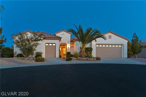 Photo of 2556 BEECHWOOD VILLAGE Court, Henderson, NV 89052 (MLS # 2168204)