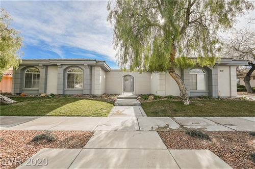 Photo of 10969 TRANQUIL WATERS Court, Las Vegas, NV 89135 (MLS # 2170204)