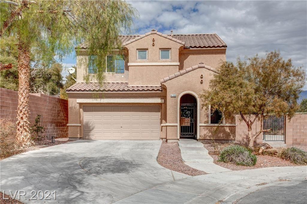 4108 Galapagos Avenue, North Las Vegas, NV 89084 - MLS#: 2272204
