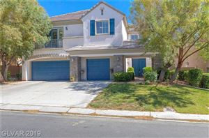 Photo of 9520 CHALGROVE VILLAGE Avenue, Las Vegas, NV 89145 (MLS # 2145205)