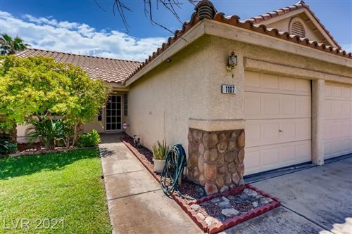 Photo of 1107 Cloudy Day Drive, Henderson, NV 89074 (MLS # 2319205)
