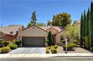 Photo of 2429 ALLEGRETTO Avenue, Henderson, NV 89052 (MLS # 2122206)