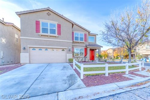 Photo of 9723 GROUSE GROVE Avenue, Las Vegas, NV 89148 (MLS # 2158206)