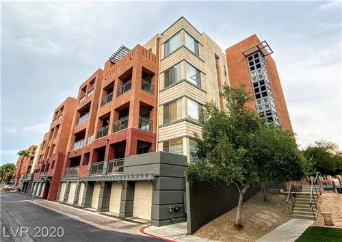 Photo of 47 East AGATE Avenue #402, Las Vegas, NV 89123 (MLS # 2224206)