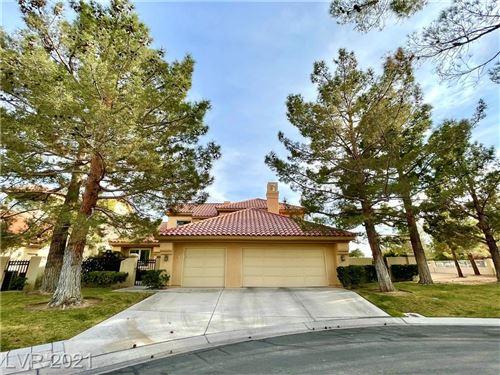 Photo of 8487 Turtle Creek Circle, Las Vegas, NV 89113 (MLS # 2285206)