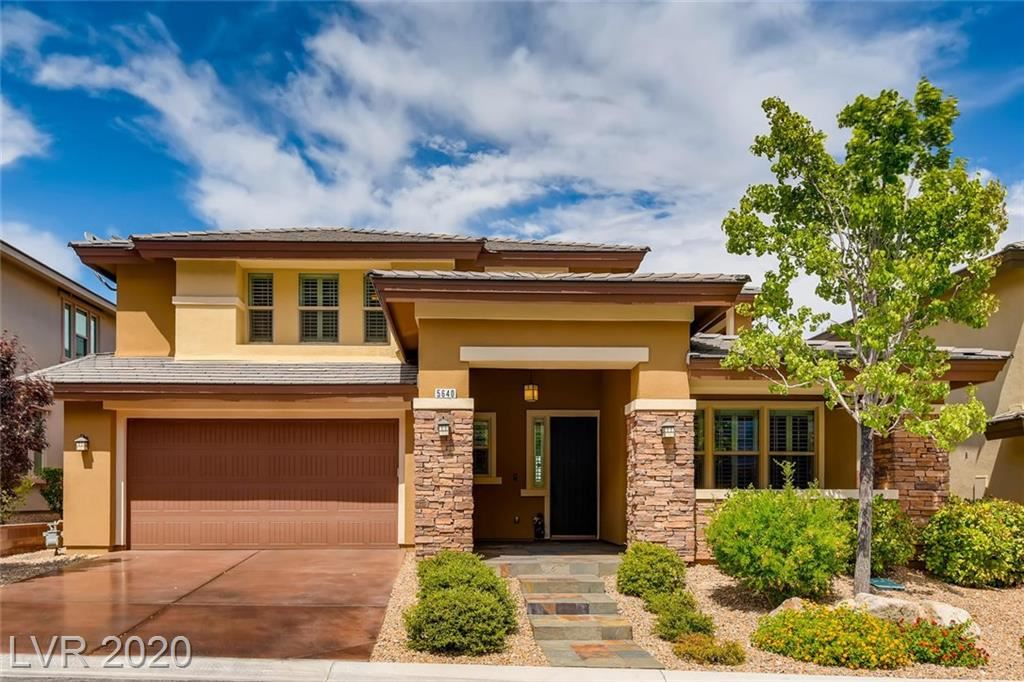 Photo of 5640 Shadow Bend Drive, Las Vegas, NV 89135 (MLS # 2207206)