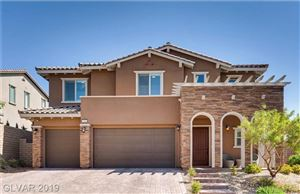 Photo of 356 CASTELLARI Drive, Las Vegas, NV 89138 (MLS # 2095207)