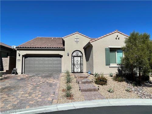 Photo of 3472 Molinos Drive, Las Vegas, NV 89141 (MLS # 2344207)