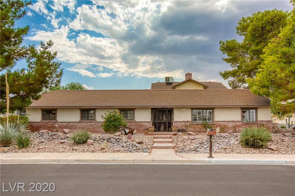 Photo of 201 Desert Rose Drive, Henderson, NV 89015 (MLS # 2233207)
