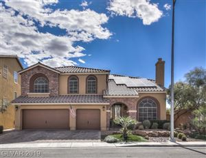 Photo of 6397 SCREAMING EAGLE Avenue, Las Vegas, NV 89139 (MLS # 2105208)