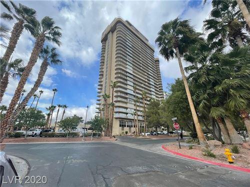 Photo of 3111 Bel Air Drive #8E, Las Vegas, NV 89109 (MLS # 2247211)