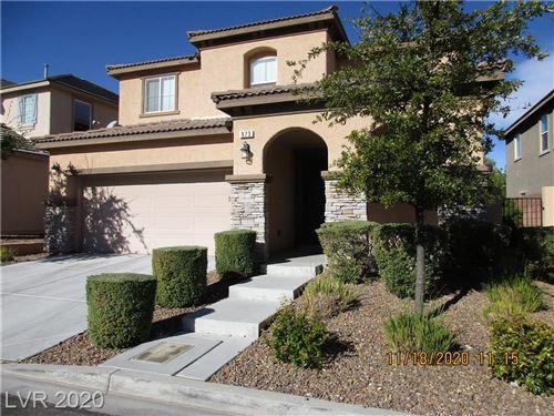 Photo of 973 Baronet Drive, Las Vegas, NV 89138 (MLS # 2249211)