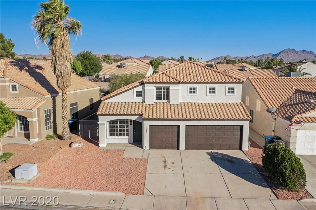 Photo of 216 Mariposa Way, Henderson, NV 89015 (MLS # 2212211)