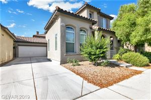 Photo of 3289 UMBRIA GARDENS Avenue, Las Vegas, NV 89141 (MLS # 2114213)