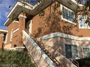 Photo of 830 CARNEGIE Street #1321, Henderson, NV 89052 (MLS # 2099214)