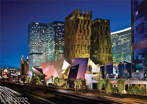 Photo of 3722 Las Vegas Boulevard #1705, Las Vegas, NV 89158 (MLS # 2227215)