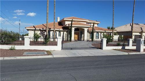 Photo of 3000 MONTESSOURI Street, Las Vegas, NV 89117 (MLS # 2305215)