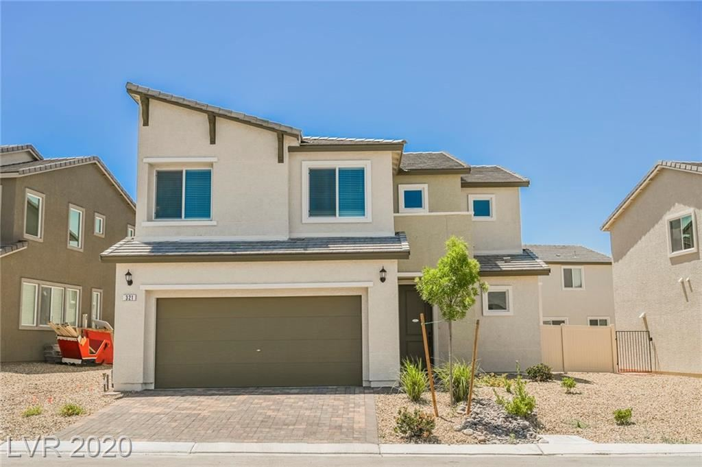 Photo of 321 Coldwell Station Road, North Las Vegas, NV 89084 (MLS # 2201215)