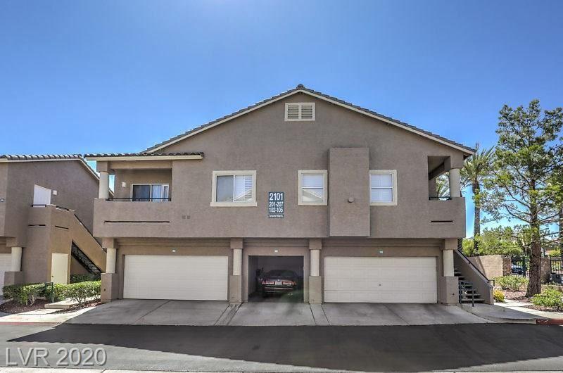 Photo of 2101 Turquoise Ridge Street #202, Las Vegas, NV 89117 (MLS # 2214215)