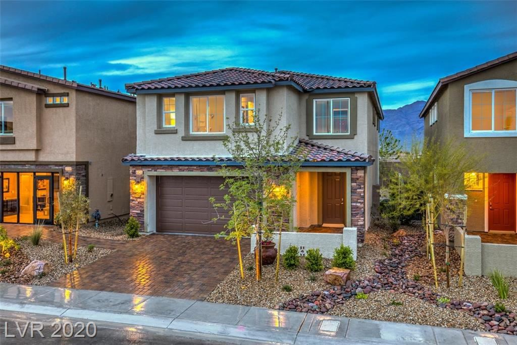 Photo of 4506 Solitude Falls Avenue #Lot 101, North Las Vegas, NV 89084 (MLS # 2232215)