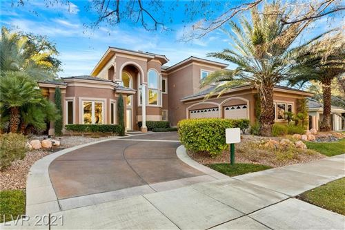Photo of 2025 Grouse Street, Las Vegas, NV 89134 (MLS # 2265216)