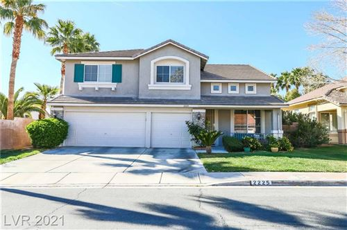 Photo of 2225 Le Conte Avenue, Henderson, NV 89074 (MLS # 2281216)
