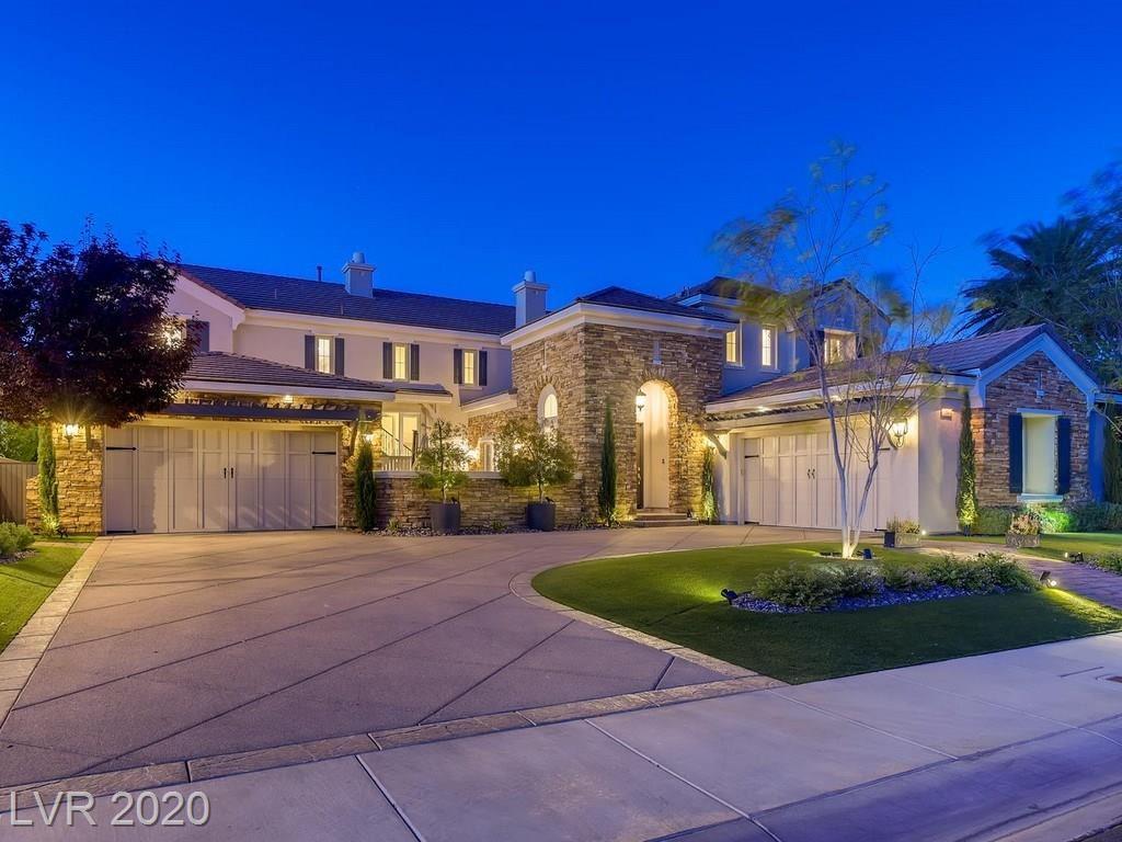 Photo of 11594 Morning Grove Drive, Las Vegas, NV 89135 (MLS # 2217217)
