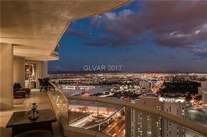 Photo of 2857 PARADISE Road #3201, Las Vegas, NV 89109 (MLS # 1928218)