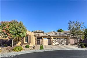 Photo of 2740 MOLIERE Court, Henderson, NV 89044 (MLS # 2143218)