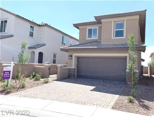 Photo of 340 BADINERIE Street, Henderson, NV 89011 (MLS # 2206218)