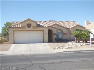 Photo of 921 RIFLE Drive, Henderson, NV 89002 (MLS # 2108219)