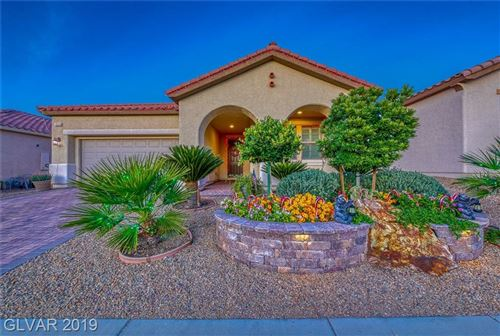 Photo of 1024 VIA SAINT LUCIA Place, Henderson, NV 89011 (MLS # 2156219)