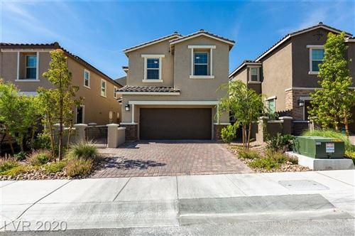 Photo of 10409 Skye Canyon Falls Avenue, Las Vegas, NV 89166 (MLS # 2207219)