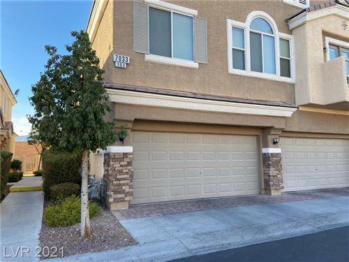 Photo of 7033 KNOB CREEK Street #103, Las Vegas, NV 89149 (MLS # 2262219)