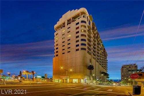 Photo of 900 Las Vegas Boulevard #814, Las Vegas, NV 89101 (MLS # 2272219)