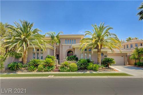 Photo of 420 Grand Augusta Lane, Las Vegas, NV 89144 (MLS # 2305219)