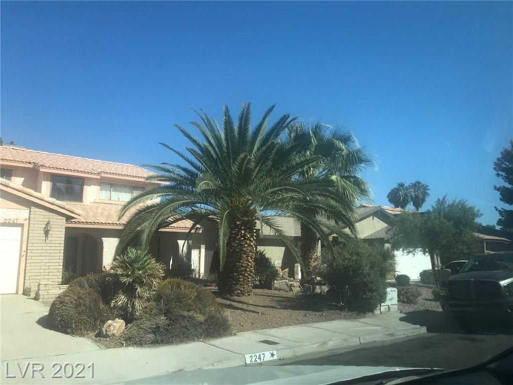 Photo of 2247 Marlboro Drive, Henderson, NV 89014 (MLS # 2287219)