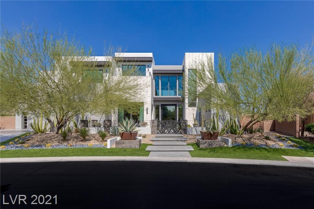 Photo of 90 Hawk Ridge Drive, Las Vegas, NV 89135 (MLS # 2320219)