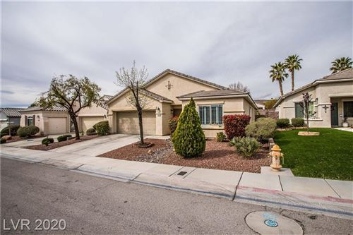 Photo of 2651 Thornview Street, Las Vegas, NV 89135 (MLS # 2233220)