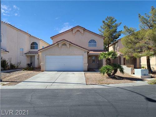 Photo of 5819 SLEEPY SPRUCE Street, Las Vegas, NV 89113 (MLS # 2345220)