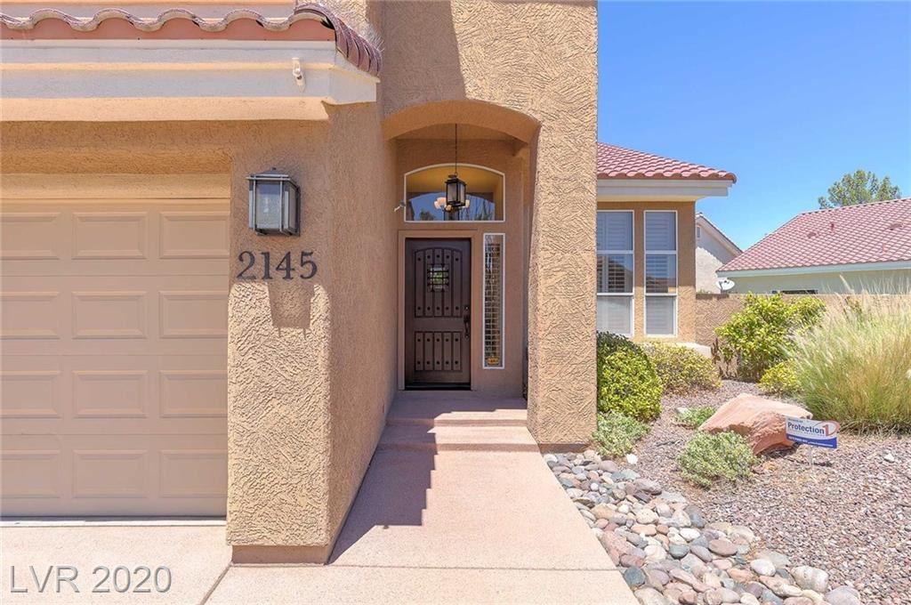 Photo of 2145 Hillsgate Street, Las Vegas, NV 89134 (MLS # 2213220)