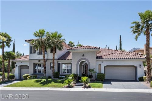 Photo of 221 Villa Borghese, Las Vegas, NV 89138 (MLS # 2200221)