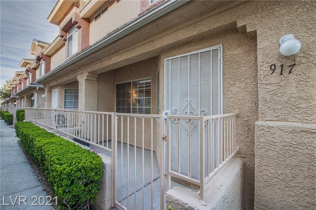 Photo of 917 Dusty Creek Street, Las Vegas, NV 89128 (MLS # 2276222)