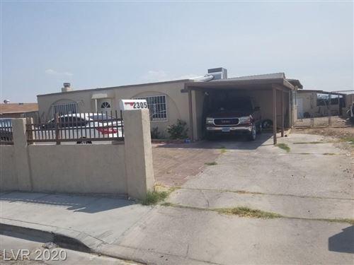 Photo of 2305 Cartier Avenue, North Las Vegas, NV 89032 (MLS # 2233223)