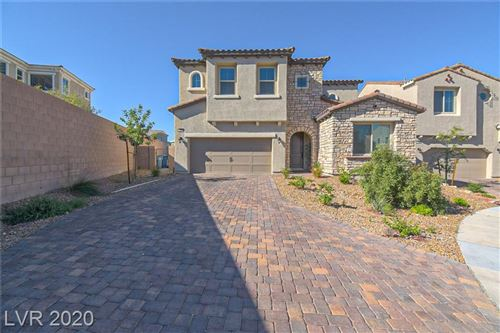 Photo of 2453 Final Stanza Court, Henderson, NV 89044 (MLS # 2244225)