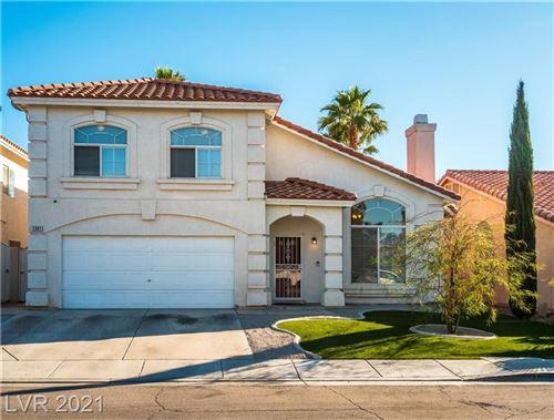 Photo of 1391 Balsam Mist Avenue, Las Vegas, NV 89183 (MLS # 2273225)