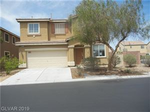 Photo of 6517 WINTER MOON Street, North Las Vegas, NV 89084 (MLS # 2098226)