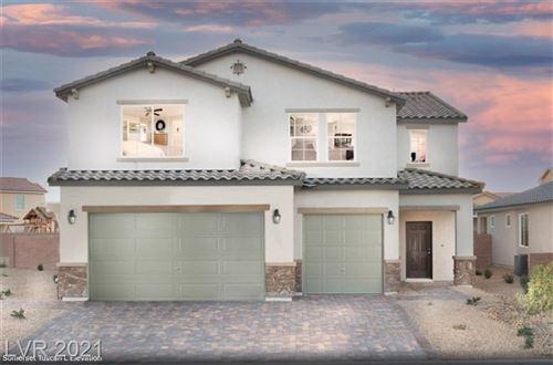 Photo of 5660 Oasis Ridge Street #lot 30, North Las Vegas, NV 89081 (MLS # 2316226)